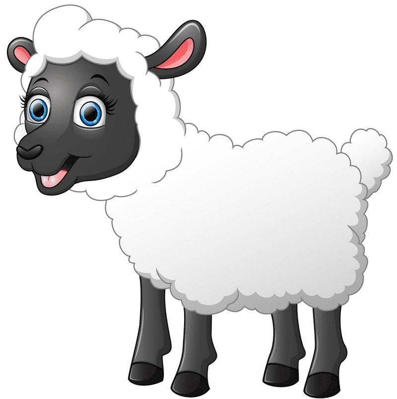 Lamb clipart free 7
