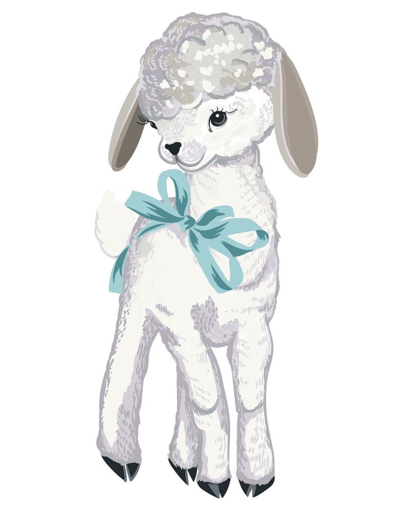 Lamb clipart free download