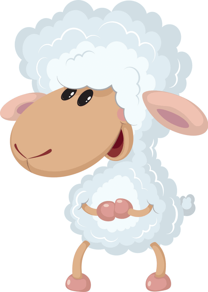Lamb clipart png for kids