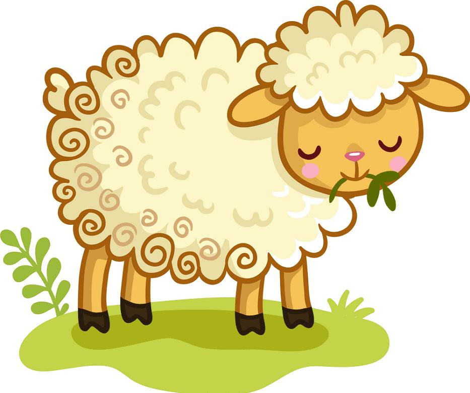Lamb clipart png free