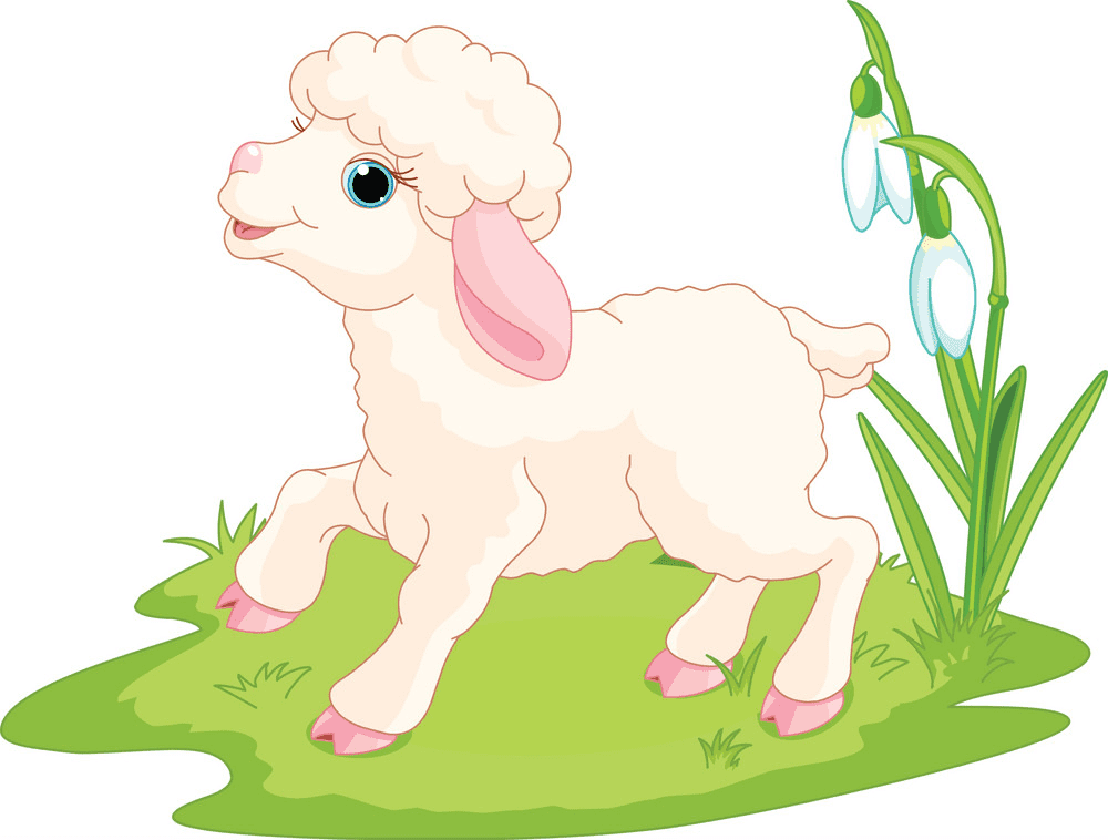 Lamb clipart png picture