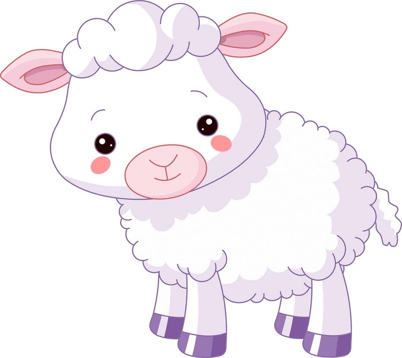 Lamb clipart png