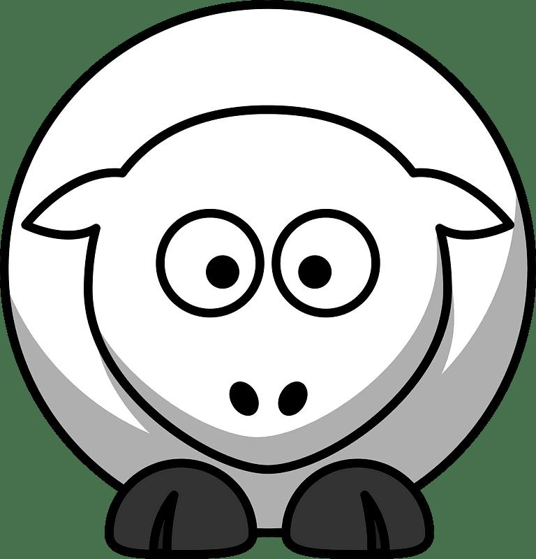 Lamb clipart transparent 1