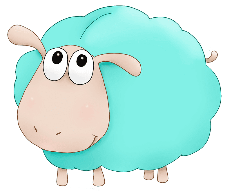 Lamb clipart transparent 11