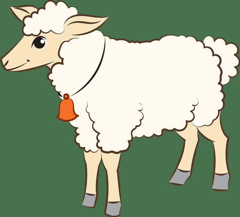 Lamb clipart transparent 15