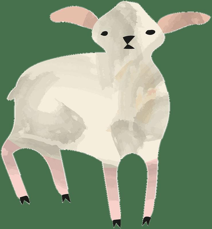 Lamb clipart transparent download