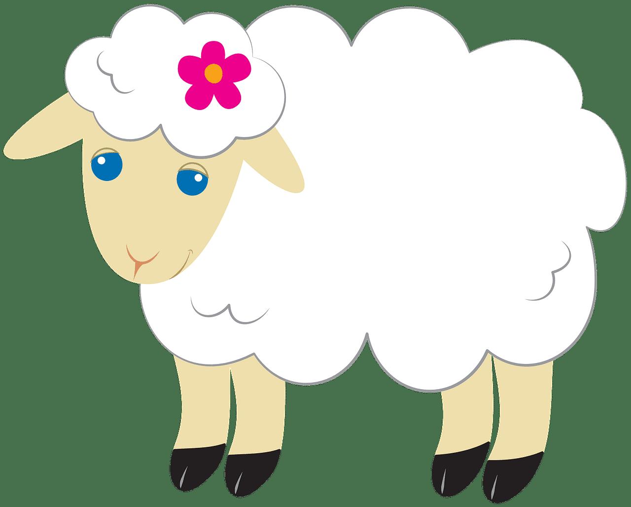 Lamb clipart transparent for free