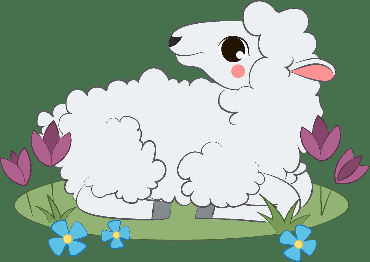 Lamb clipart transparent picture