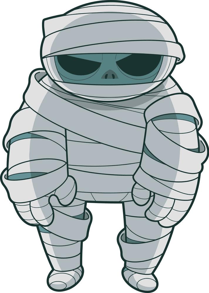 Mummy clipart 1