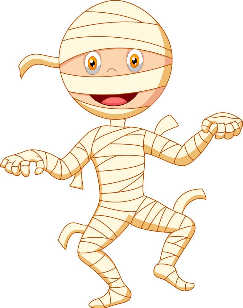 Mummy clipart 4