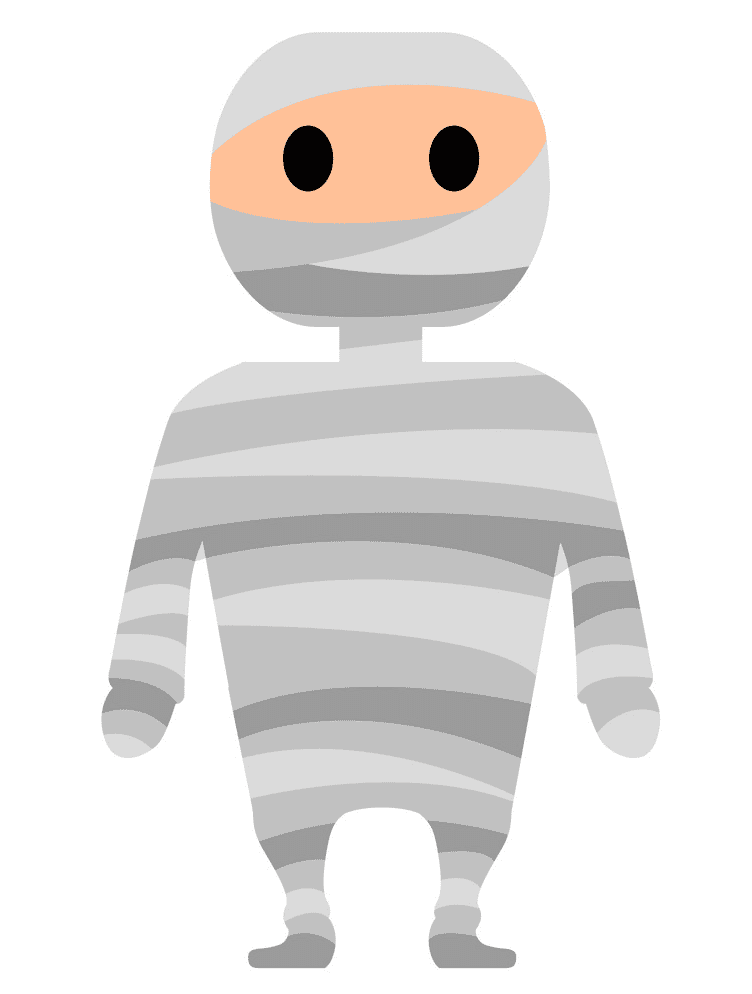 Mummy clipart 8