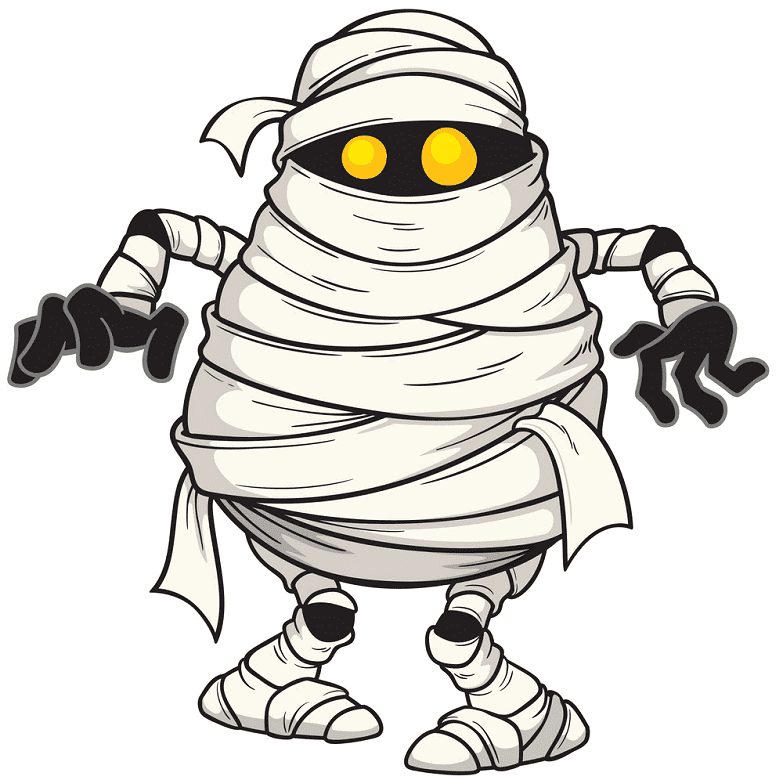 Mummy clipart for free