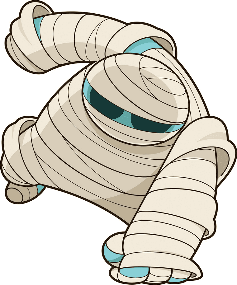 Mummy clipart free for kid