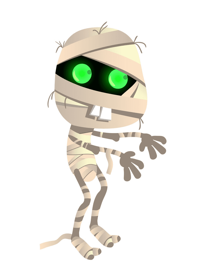 Mummy clipart picture