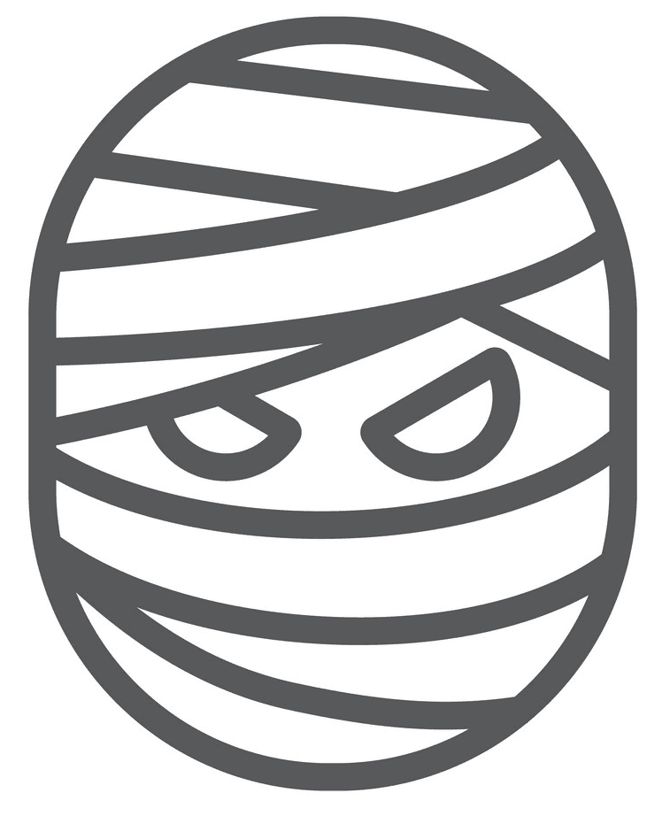 Mummy clipart png for kid