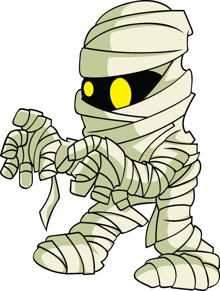 Mummy clipart png for kids