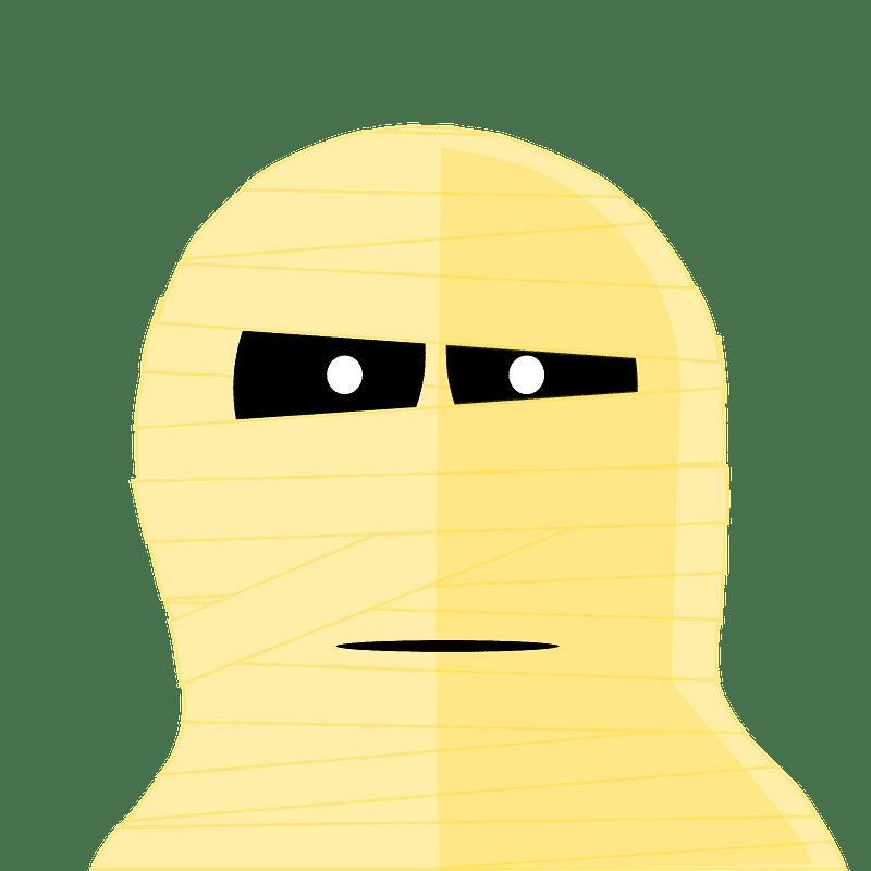 Mummy clipart transparent background 1