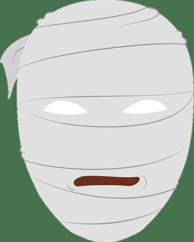 Mummy clipart transparent background 3