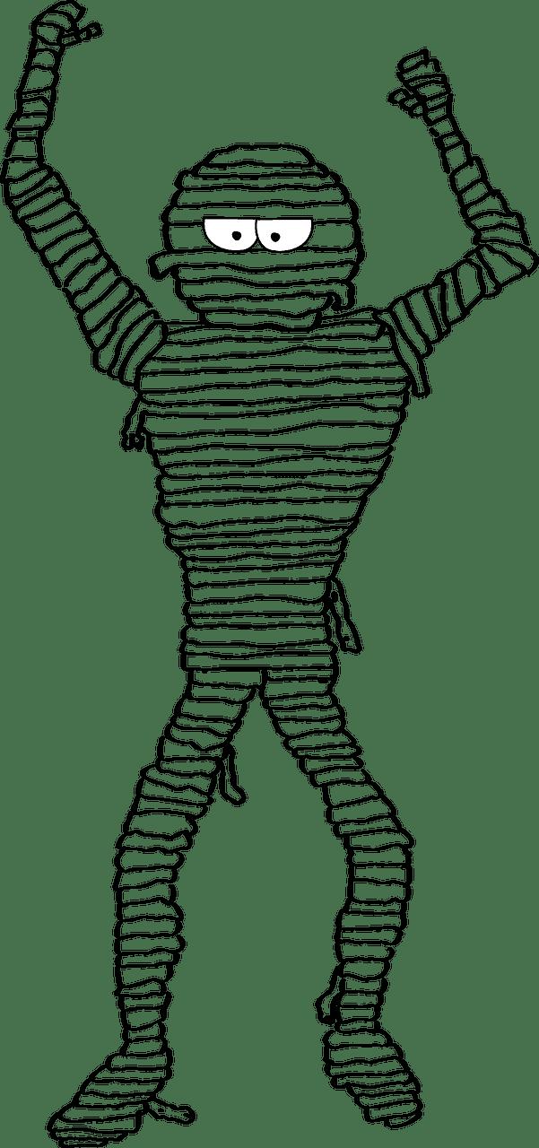 Mummy clipart transparent free