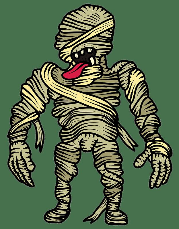 Mummy clipart transparent images