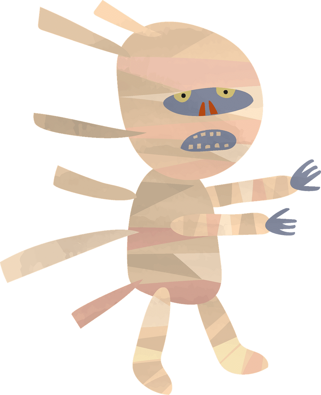 Mummy clipart transparent png