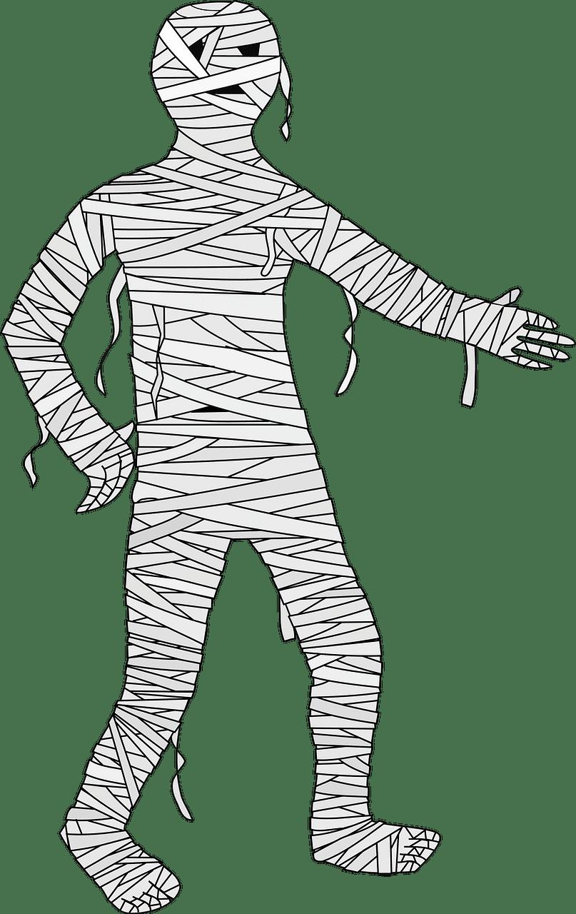 Mummy clipart transparent