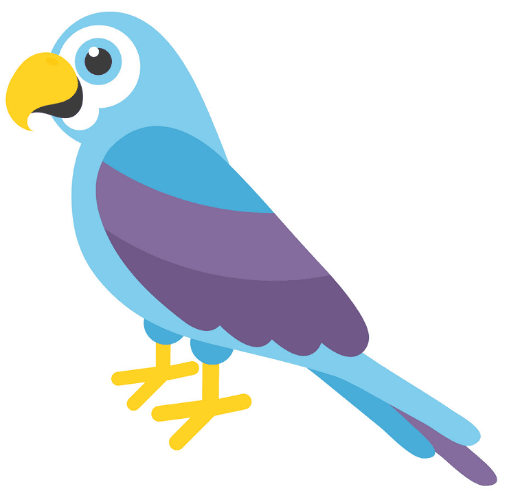 Parrot clipart free download