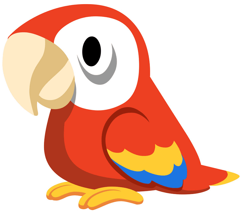 Parrot clipart free images