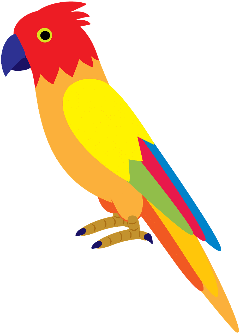 Parrot clipart transparent download