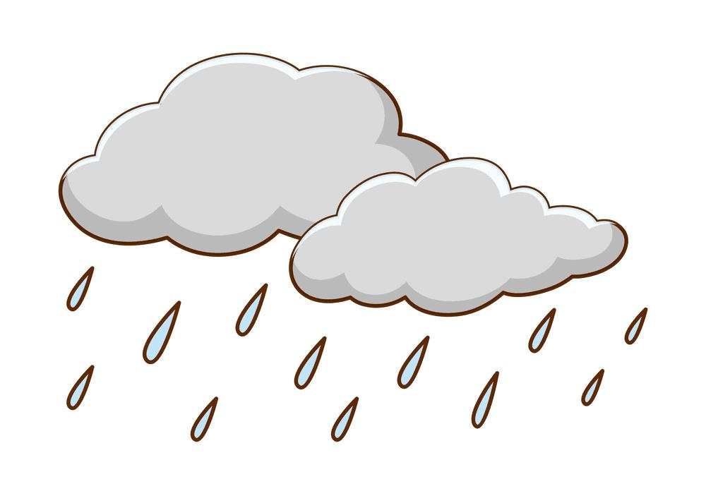 Rain Cloud clipart download