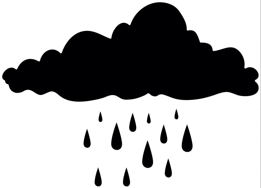 Rain clipart 9