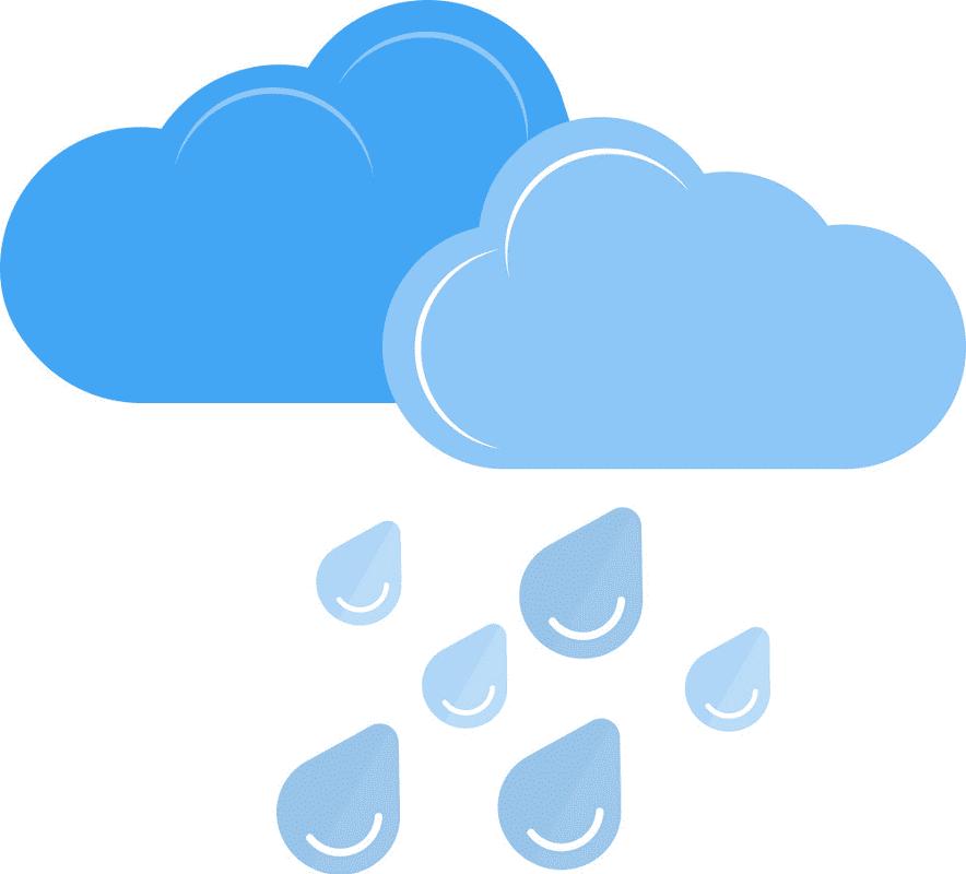 Rain clipart download