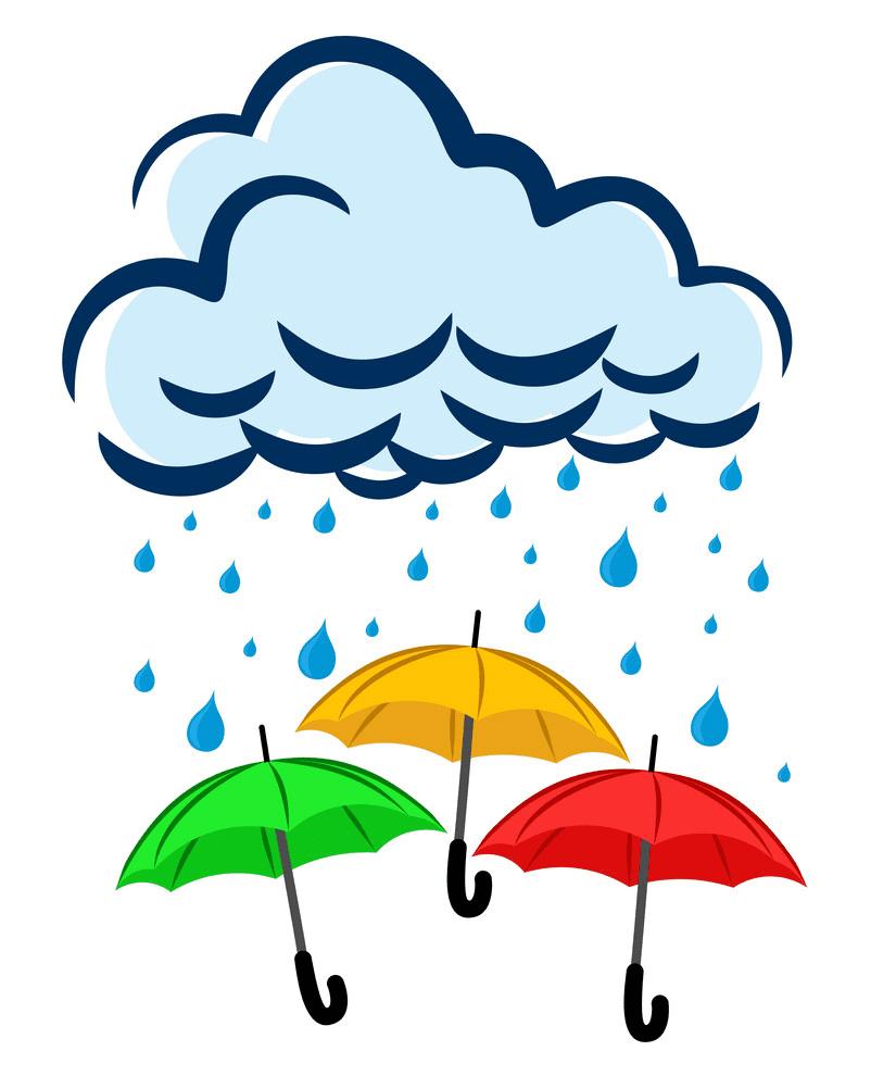 Rain clipart free download