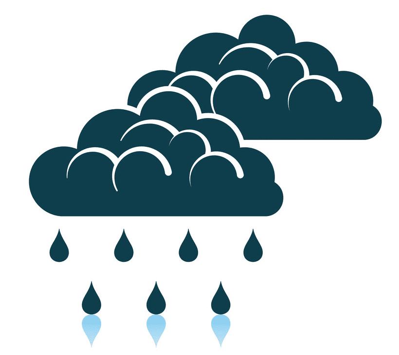 Rain clipart free images