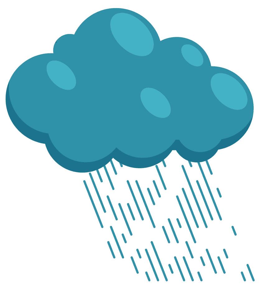 Rain clipart picture