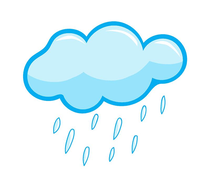 Rain clipart png free