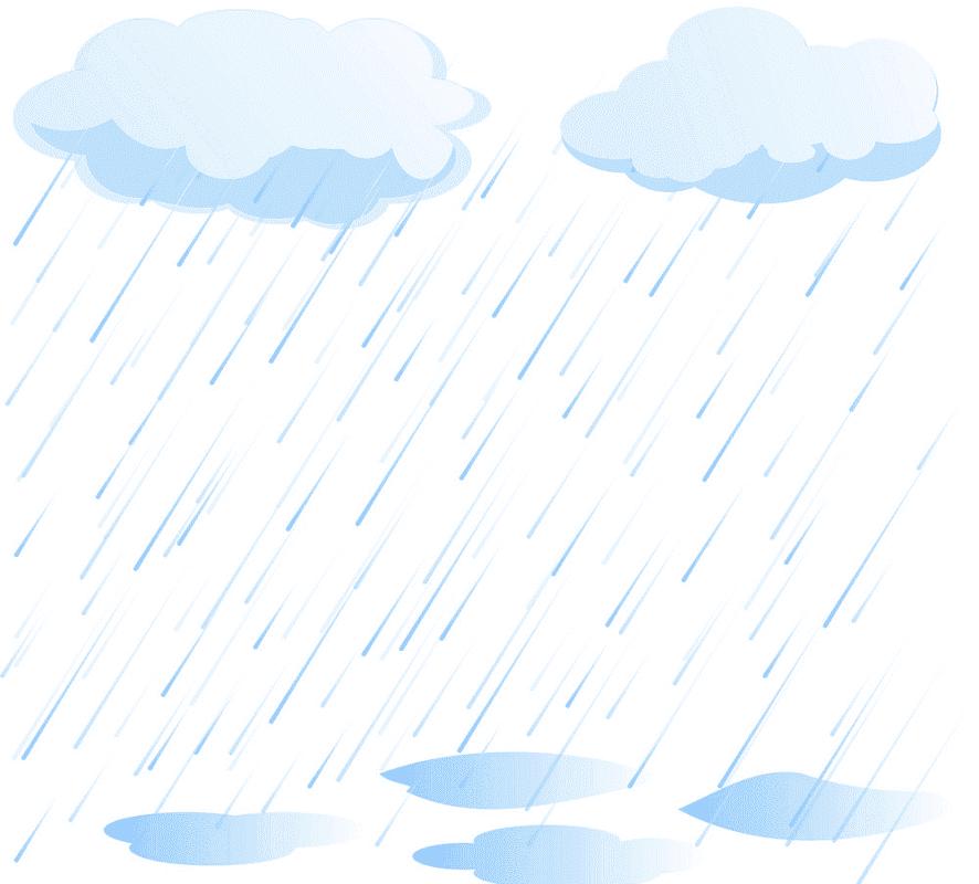 Rain clipart png