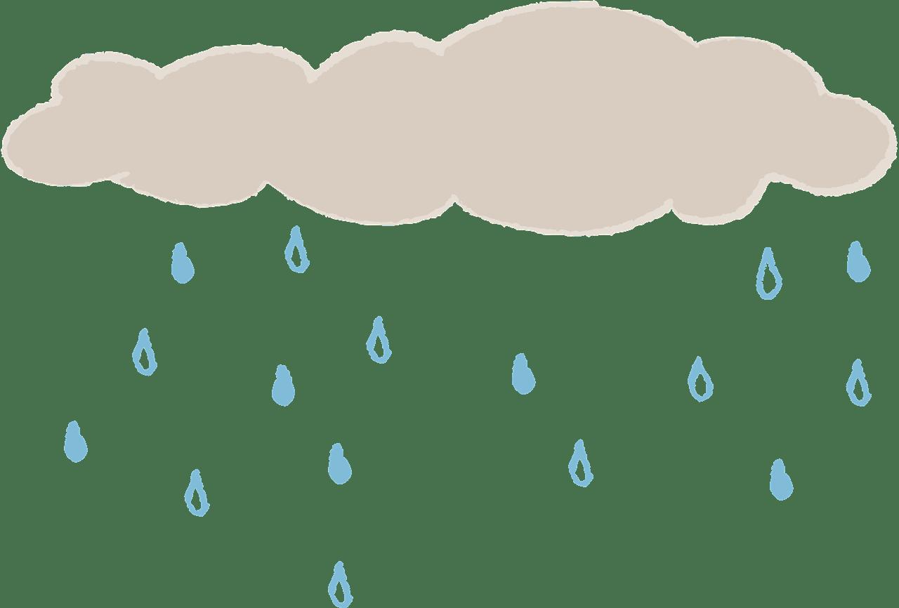Rain clipart transparent 5