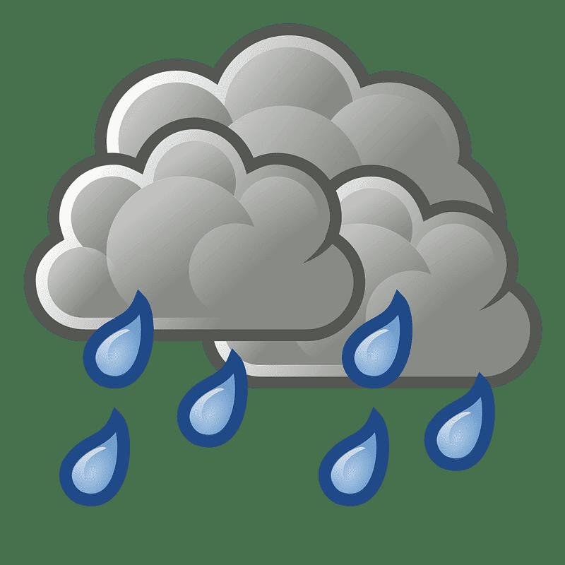 Rain clipart transparent png