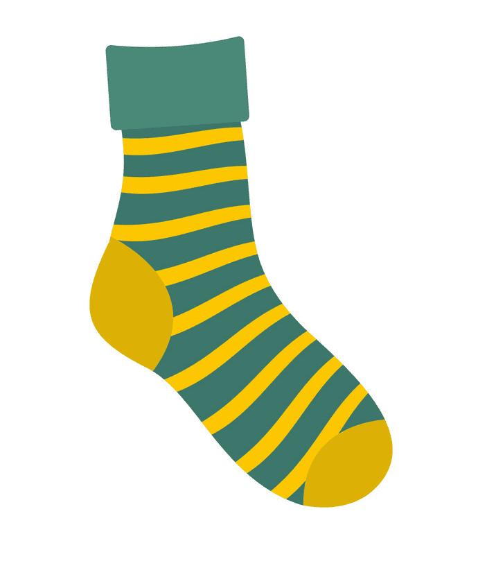 Sock clipart