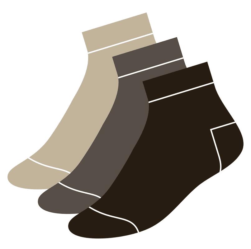 Socks clipart 2