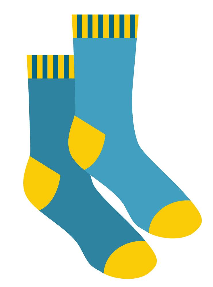 Socks clipart for free