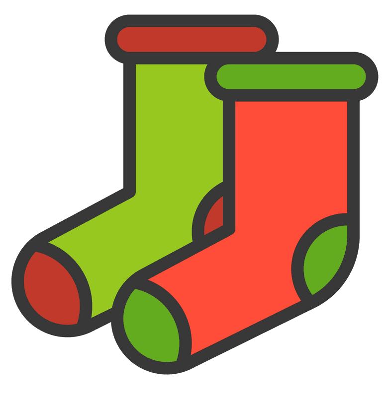 Socks clipart free 2