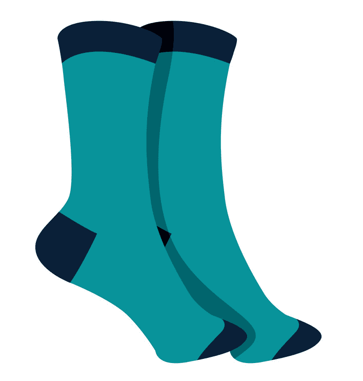 Socks clipart png 6