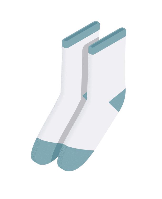 Socks clipart png 7