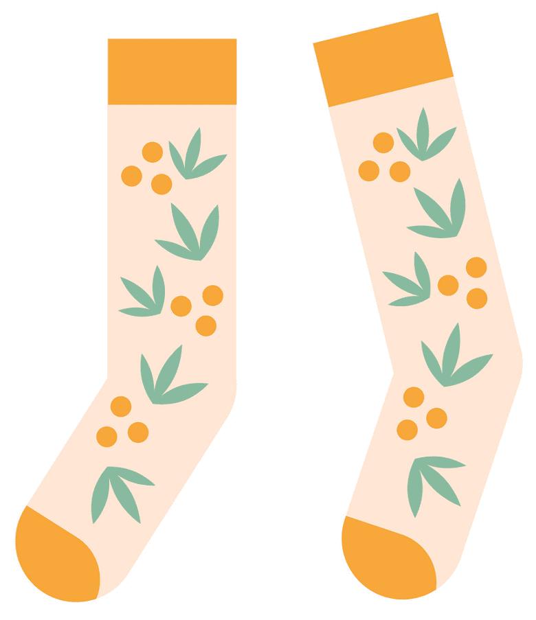 Socks clipart png 9