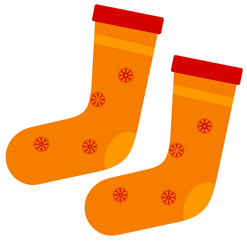 Socks clipart png for kid