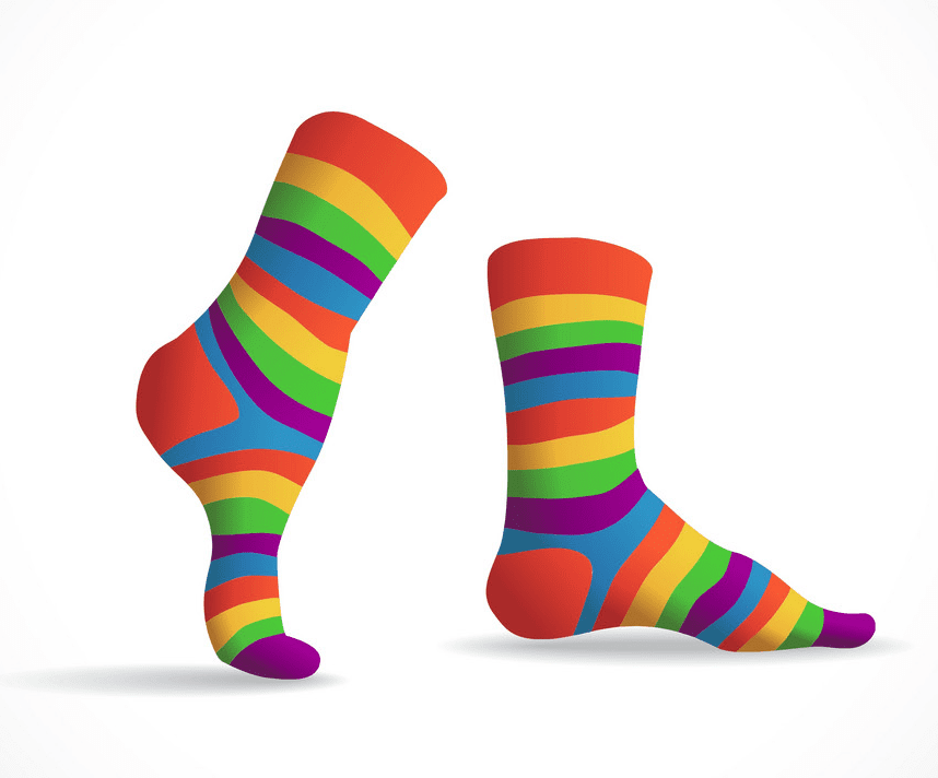 Socks clipart png free