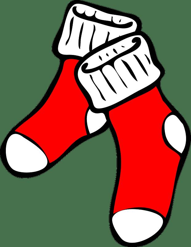 Socks clipart transparent 4