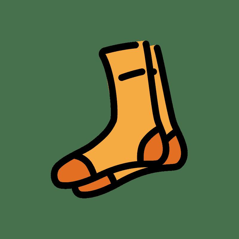 Socks clipart transparent 8